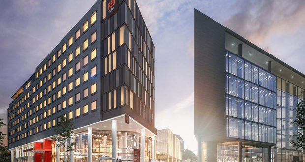 Artists impression of Radisson RED Johannesburg Rosebank
